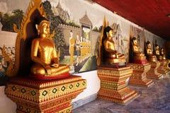Buddha che meditating Fotografia Stock