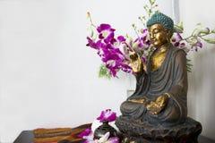 buddha chińczyka statua Zdjęcia Stock