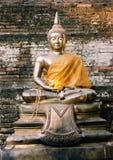 buddha Chiang Mai staty thailand Royaltyfri Bild