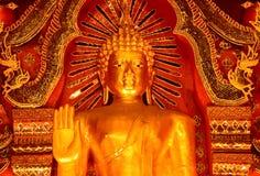 Serene and Inspiring Buddha royalty free stock photos