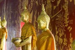 Buddha in Chiang Mai, Thailand Stock Image
