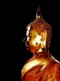 buddha chiangmai złoty statuy th Fotografia Royalty Free