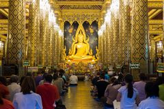 Buddha chinnaraj Obraz Stock