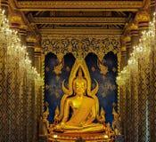 buddha chinnarat phra Zdjęcie Royalty Free