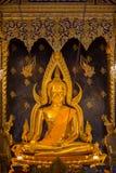 buddha chinnaratphra Royaltyfri Bild