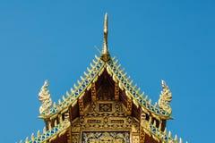 Buddha Church Stock Images