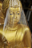 Buddha Ciała Twarzy Opakunek Zdjęcie Royalty Free