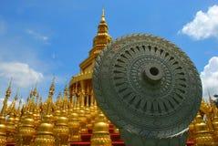buddha cirkulering arkivbilder