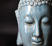 Buddha close up portrait Royalty Free Stock Photography