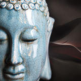 Buddha close up portrait Stock Photography