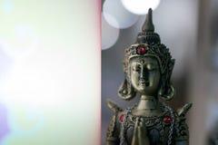 Buddha. Close up of a Buddha statue Stock Images