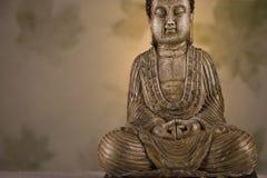 Buddha closeup Stock Image
