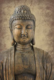 Buddha in the Clouds Royalty Free Stock Photos