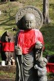 Buddha com criança foto de stock royalty free