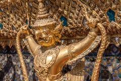 Buddha come guardia in Tailandia Fotografia Stock