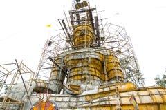 Buddha Construction Stock Images