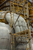 Buddha Construction Royalty Free Stock Image