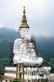 Buddha Construction of Wat Phasornkaew Temple Stock Photos