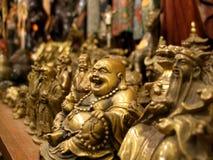 Buddha crafts Stock Photography