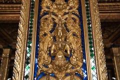Buddha cyzelowanie obraz royalty free