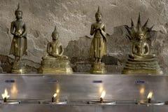 buddha dagar sju Arkivbild