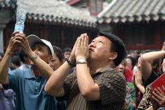 Buddha day stock photos