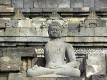 Buddha de assento Fotografia de Stock Royalty Free