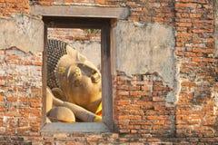Buddha de descanso fotos de archivo libres de regalías