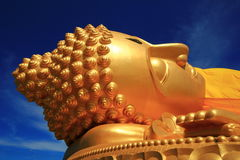 Buddha de descanso Imagen de archivo