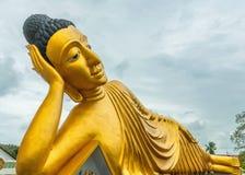 Buddha de descanso Imagenes de archivo