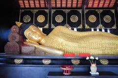 Buddha de descanso foto de archivo