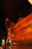 Buddha de descanso Foto de archivo libre de regalías