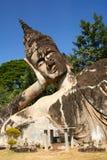 Buddha de descanso imagen de archivo libre de regalías