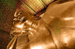 Buddha de encontro Foto de Stock