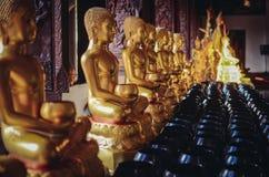 Buddha de oro Fotografía de archivo libre de regalías