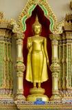 Buddha de oro en las islas del samui, Tailandia Foto de archivo libre de regalías
