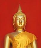 Buddha de oro en Tailandia Fotos de archivo libres de regalías