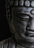 Buddha de pedra Imagem de Stock Royalty Free