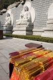 Buddha de piedra Imagen de archivo