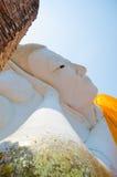 Buddha de reclinação Fotografia de Stock Royalty Free