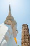 Buddha de reclinação Imagens de Stock Royalty Free