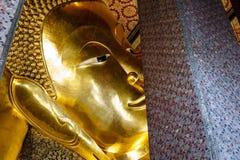 Buddha de reclinação Imagem de Stock Royalty Free