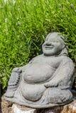 Buddha de risa Foto de archivo libre de regalías