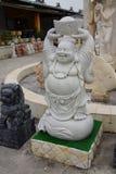 Buddha de riso Fotografia de Stock