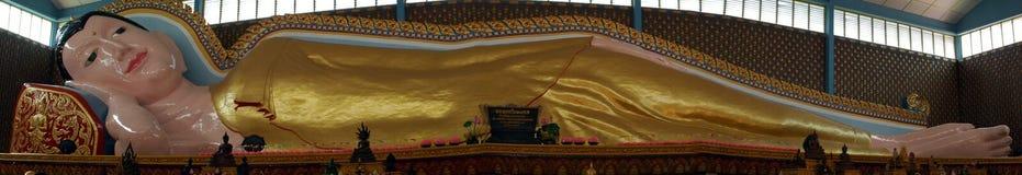 Buddha de sono Foto de Stock Royalty Free