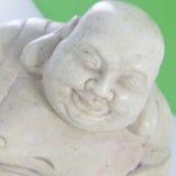 Buddha de sorriso Fotos de Stock