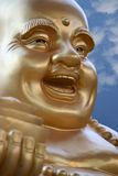 Buddha de sorriso Foto de Stock
