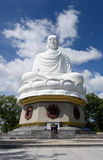 Buddha del figlio lungo Fotografie Stock Libere da Diritti
