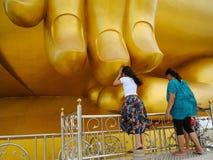 Buddha della famiglia Fotografia Stock Libera da Diritti