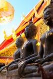 Buddha della Tailandia Fotografia Stock Libera da Diritti